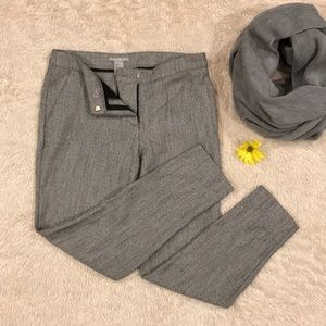 H&M Gray Ankle Slacks